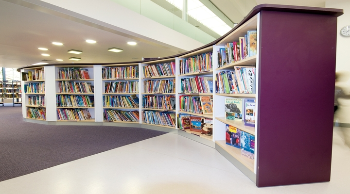 Education Furniture Solutions Library