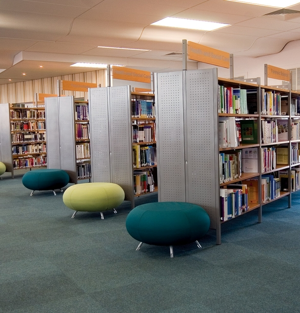 EFS Library Shelving